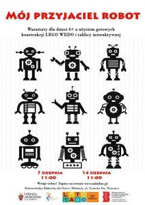 MBdDiM XXXI Mój Przyjaciel Robot