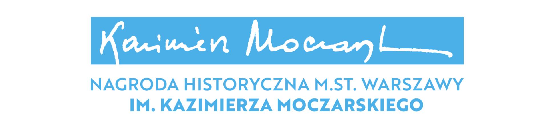 Nagroda historyczna Kazimierza Moczarskiego