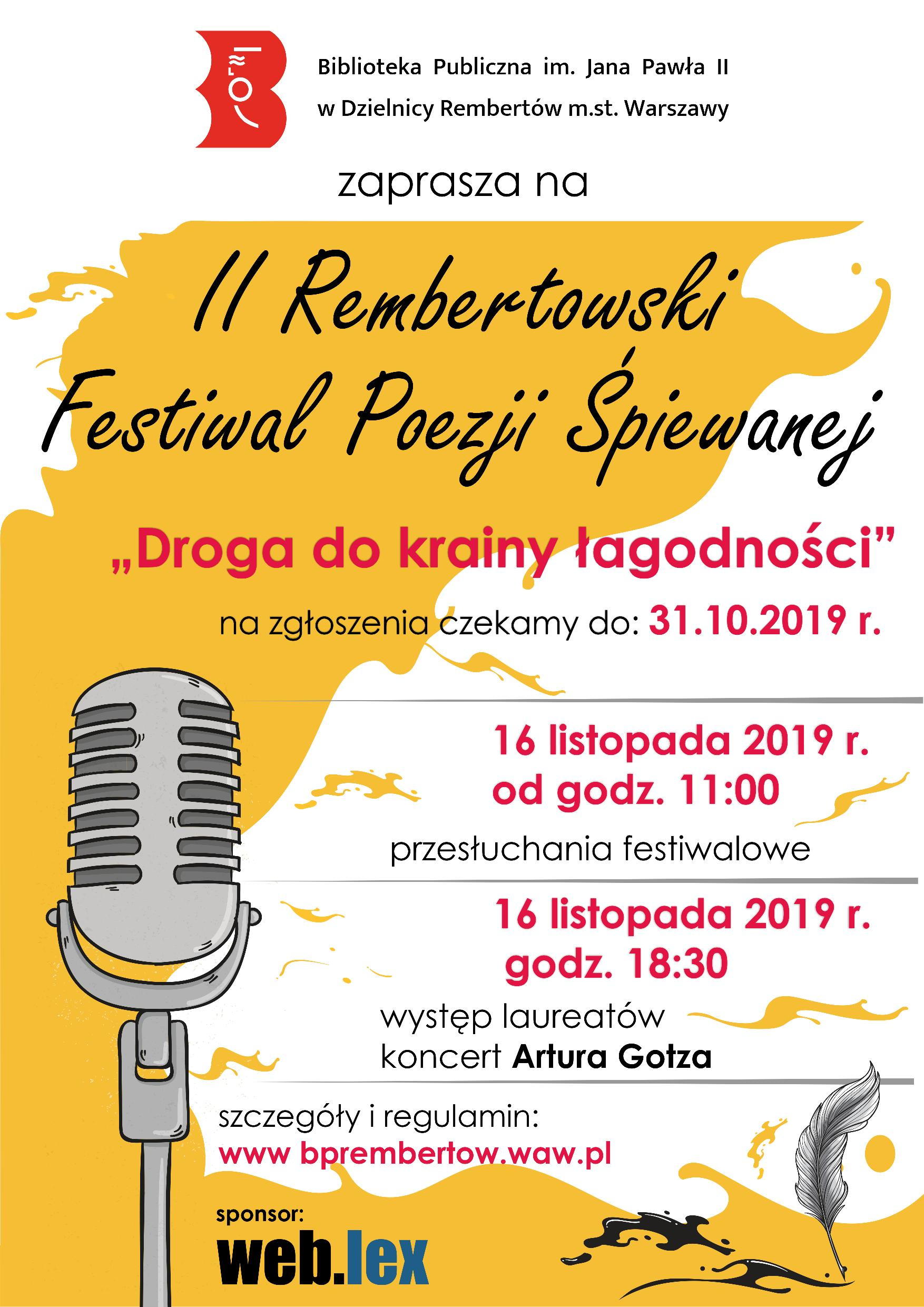 Festiwal Poezji Śpiewanej