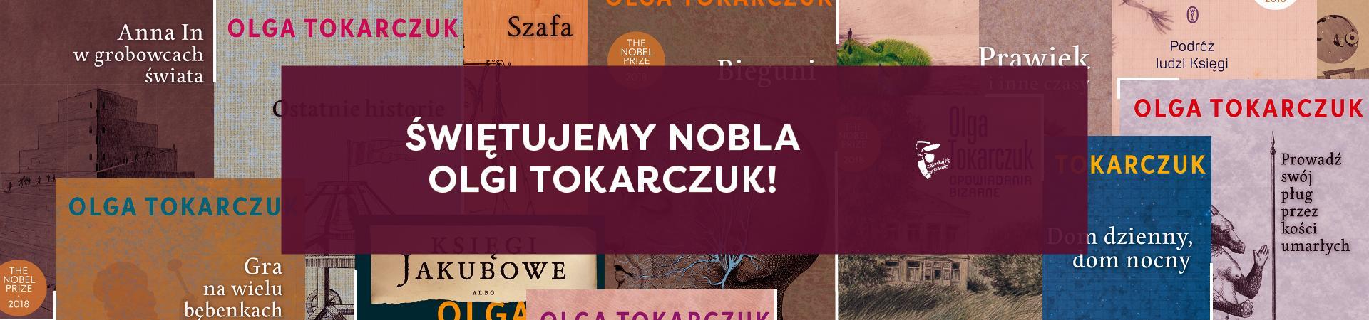 Czytajmy Olgę Tokarczuk!