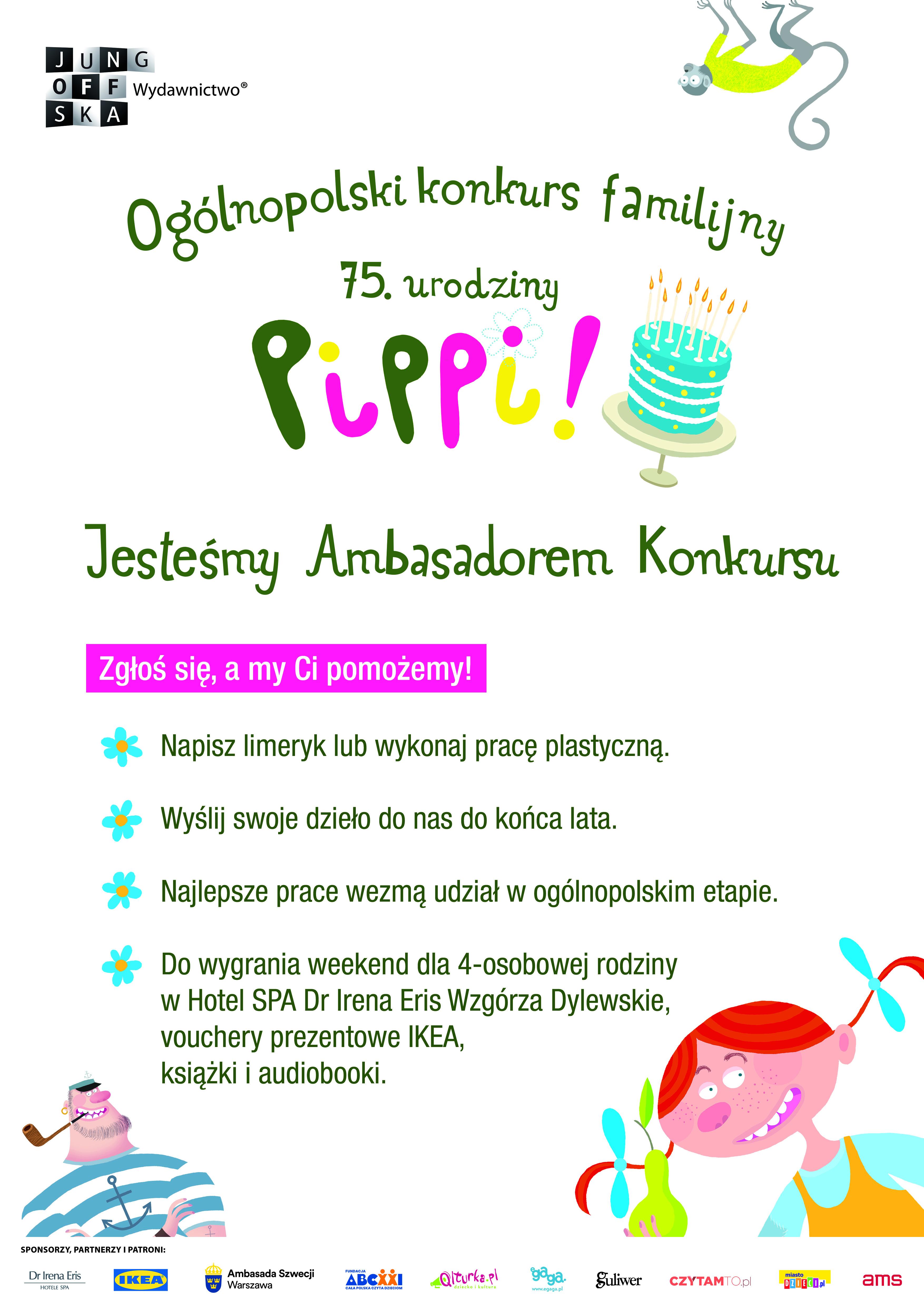 Urodziny Pippi