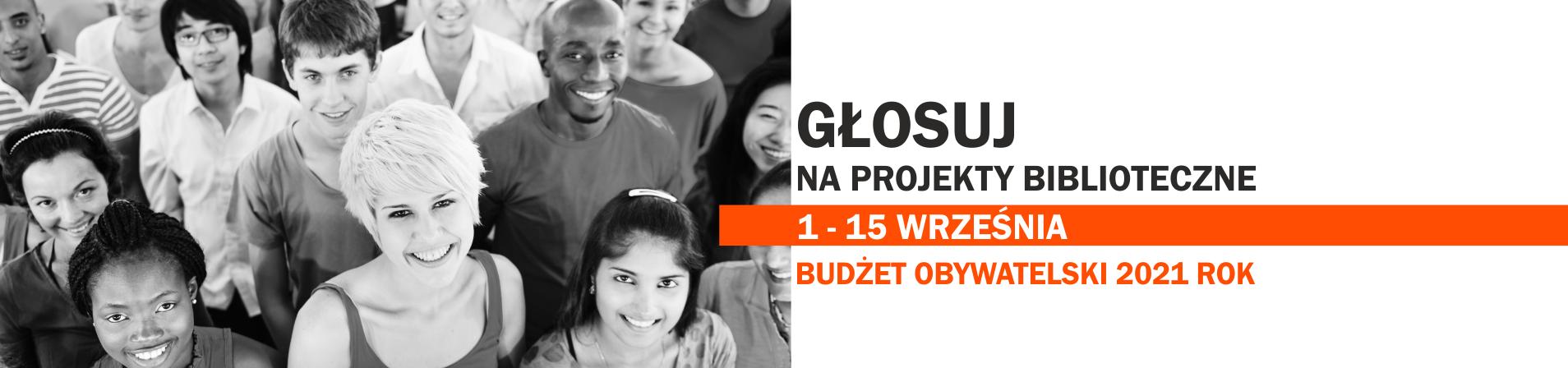 Budżet Obywatelski 2021 rok