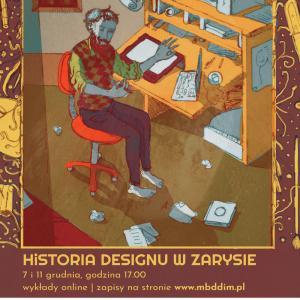 Historia designu w zarysie. Wykłady on-line