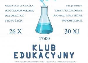 Klub edukacyjny dla dzieci