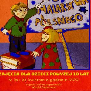cykl wykładów: Historia malarstwa polskiego